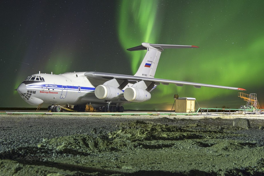 Russian defense firm to deliver 6 heavily upgraded Il 76 military transport planes in 2019
