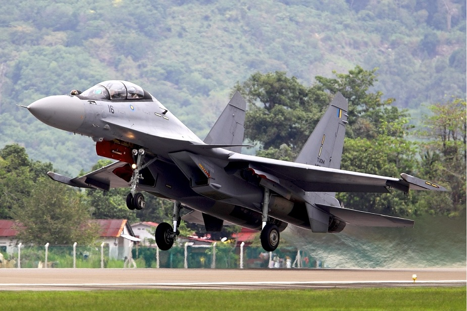 Su 30MKM to shape Royal Malaysian Air Forces backbone