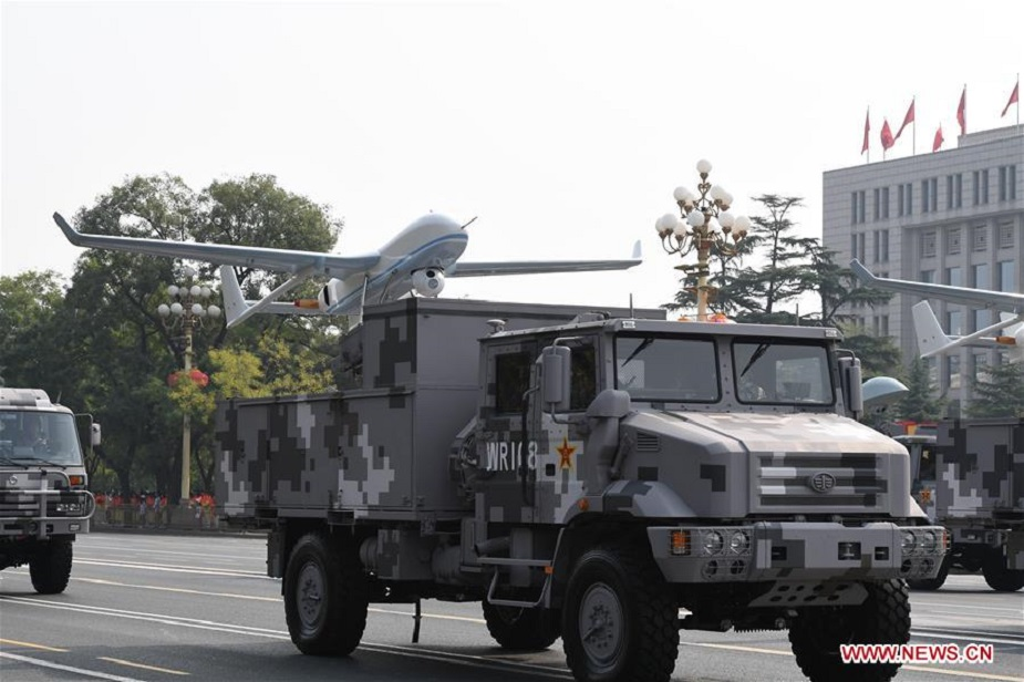 Analysis China exhibits advanced drones in military parade part 2 01
