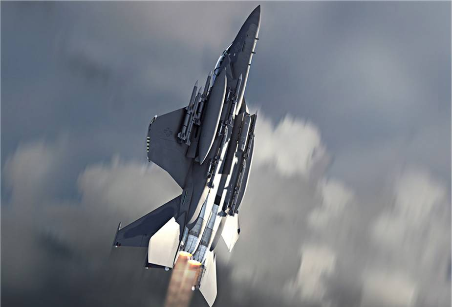 Analysis and technical review of new Boeing F 15EX fighter aircraft for US Air Force 925 002