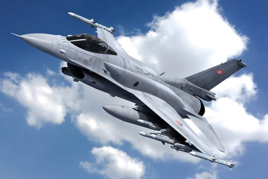 LIAS Solutions signs deal with Lockheed Martin for support and fleet management of Slovak Air Force F 16s