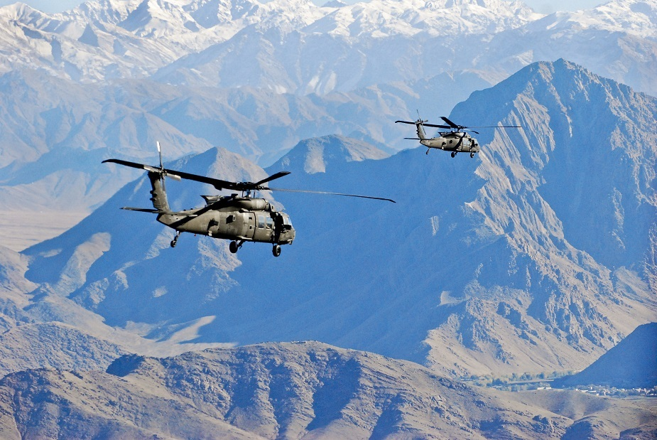 USA approves sales for UH 60M Black Hawk helicopters to Lithuania