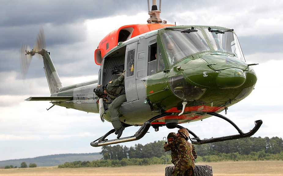British Army to be bolstered with a new generation of high speed medium helicopters