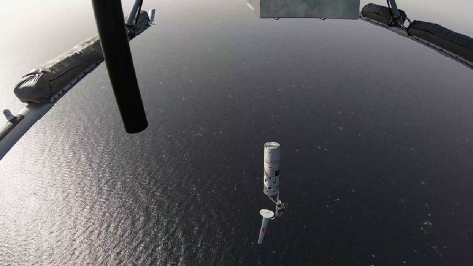 Northrop Grumman Collaborates with Ultra to Demonstrate Unmanned Anti submarine Warfare Capability 01