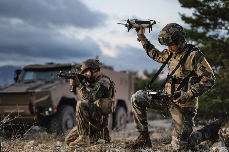 Novadem to deliver about 50 more micro drones NX70 to the French Army