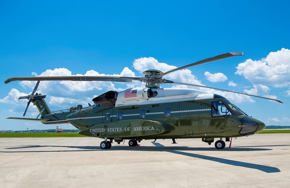 Sikorsky to build 23 VH 92A presidential helicopters