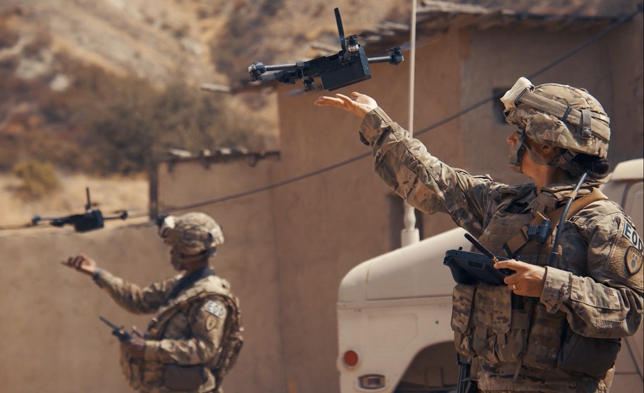 Skydio selected for final integration in the US Army Short Range Reconnaissance Program 01
