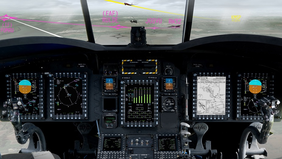 Collins Aerospace awarded multi year contract to support CH 47F fleet for the Royal Netherlands Air Force
