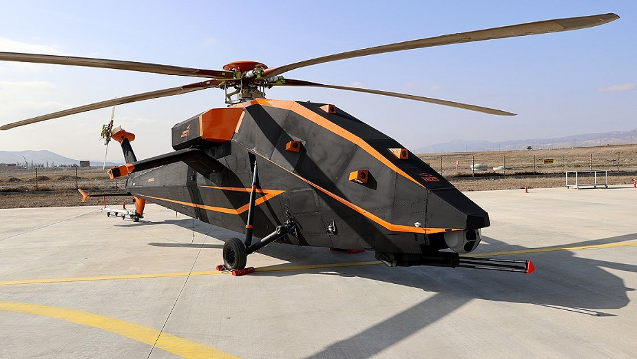 https://airrecognition.com/images/stories/news/2021/march/Turkish_Aerospace_Industries_unveils_T629_unmanned_electric-powered_attack_helicopter.jpg