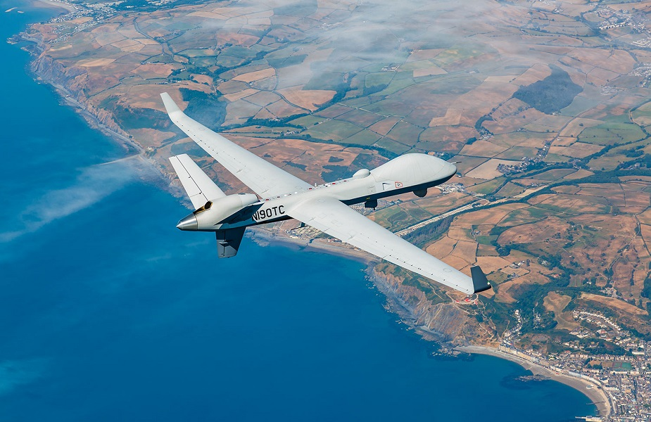 General Atomics invites Belgian industry to take part in MQ 9B SkyGuardian development
