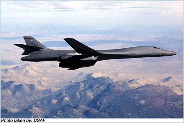 Boeing [NYSE: BA] has received a $55.3 million production contract from the U.S. Air Force to upgrade the B-1 Lancer navigation system. The upgrade will replace the original navigation hardware with a new ring laser gyro system.