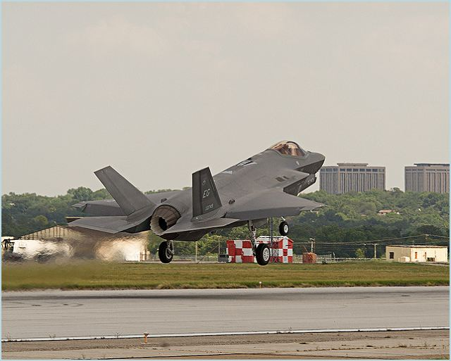 Lockheed Martin's [NYSE: LMT] F-35 flight test program moves closer to reaching year-end milestones since the last update issued July 26. Since then, the F-35 Lightning II 5TH Generation multirole fighter conducted 124 test flights, bringing the total number of flights for the year to 642.