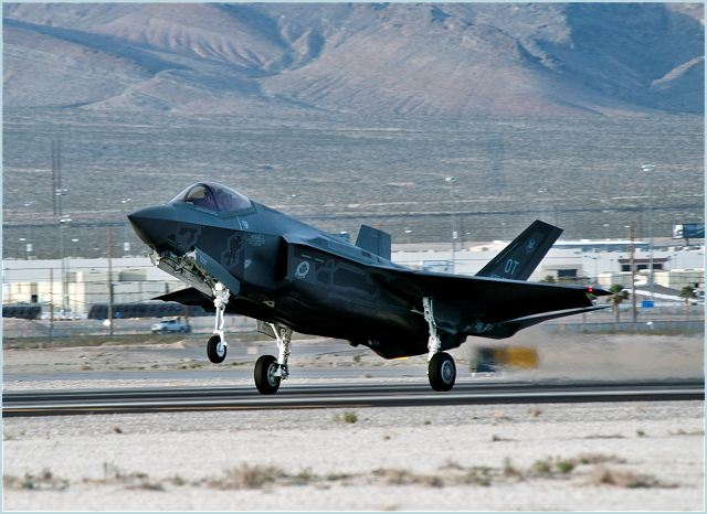 A missile specifically designed for use on F-35 fighters for Norway has for the first time been fitted onto an aircraft, Lockheed Martin said. The Joint Strike Missile, which is under development by Kongsberg, was attached last month to a fighter destined for Norway at Lockheed's facility in Fort Worth, Texas.