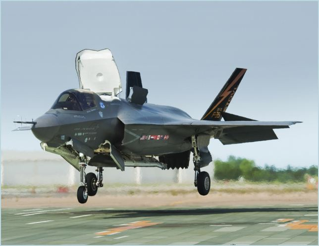 The U.S. Defense Department awarded a $535 million contract to Lockheed Martin on Aug. 8 via the U.S. Navy to build long-lead components for 38 Low Rate Initial Production (LRIP) Lot VI F-35 Lightning II Joint Strike Fighters (JSF).