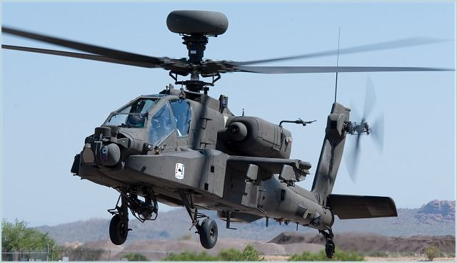 The United States Defense Security Cooperation Agency notified Congress July 10 of a possible Foreign Military Sale to the Government of Qatar for 24 AH-64D APACHE Block III LONGBOW Attack Helicopters and associated equipment, parts, training and logistical support for an estimated cost of $3.0 billion.