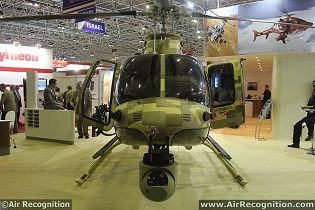Bell 407GT light tactical utility helicopter technical data sheet specifications intelligence description information identification pictures photos images video United States American US USAF Air Force aviation aerospace defence industry military technology