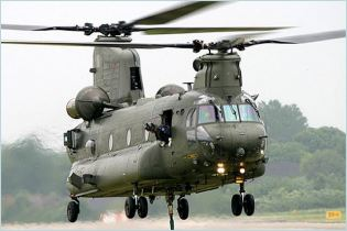 CH-47F Chinook transport cargo helicopter technical data sheet specifications intelligence description information identification pictures photos images video United States American US USAF Air Force aviation aerospace defence industry military technology