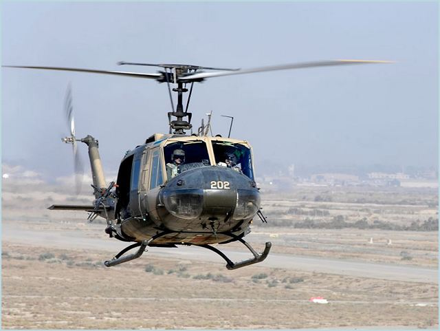 The United States Defense Security Cooperation Agency notified Congress today of a possible Foreign Military Sale to the Government of Lebanon for six Huey II helicopters and associated equipment, parts, training and logistical support for an estimated cost of $63 million.
