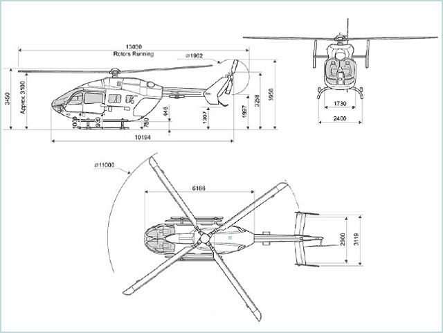 UH-72A Lakota light utility helicopter technical data sheet specifications intelligence description information identification pictures photos images video United States American US USAF Air Force aviation aerospace defence industry military technology