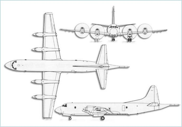 P-3 P-3C Orion maritime patrol aircraft technical data sheet specifications intelligence description information identification pictures photos images video United States American US USAF Air Force Lockheed Martin aviation aerospace defence industry military technology